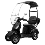 Roadstar 4 Wheel 60V (Black)
