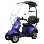 Roadstar 4 Wheel 60V (Blue)