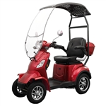 Roadstar 4 Wheel 60V (Red)