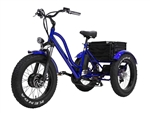 Florence Fat Tire 500W 48V (Blue)