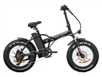 New Yorker Fat Tire 350W, 36V (Black)