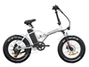 New Yorker Fat Tire 350W, 36V (White)