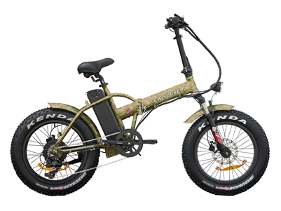New Yorker Fat Tire 350W, 36V (Camo)