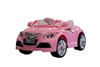 Bimmer Coupe 6V rechargeable Battery (pink)