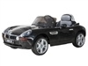 Daymak BMW Z8 Electric Kids Ride On - Black