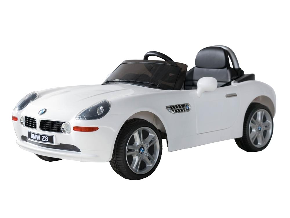 Daymak Bmw Z8 Electric Kids Ride On White