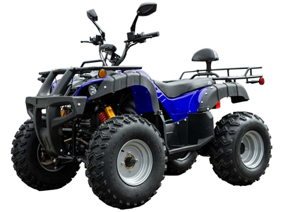 Beast AWD ATV (Blue)