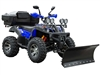 Beast AWD ATV Deluxe (Blue)