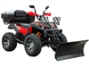 Beast AWD ATV Deluxe (Red)