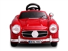Mercedes Benz (Red)
