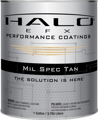 Halo EFX - Mil-Spec Tan