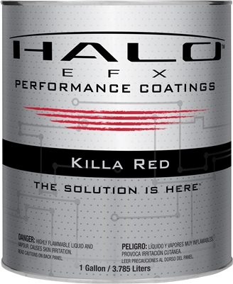 Halo EFX Killa Red