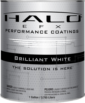 Halo EFX - Brilliant White