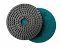 4 inch wet diamond polishing pad,  30 grit