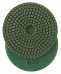 4 inch Premium Wet Polishing Pad, 800 grit