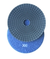 "5"" Wet Diamond Polishing Pad, 300 grit"