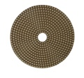 7 inch wet polishing pad, White Buff
