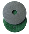 3 inch Electroplated Polishing Pad, 60 grit