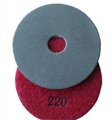 3 inch Electroplated Polishing Pad, 220 grit