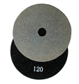 4 inch Electroplated Polishing Pad, 120 grit