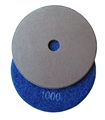 4 inch Electroplated Polishing Pad, 1000 grit