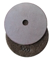 4 inch Electroplated Polishing Pad, 3000 grit