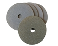 4 inch Electroplated Polishing Pad 5 pieces Set, 60 to 600 grit