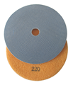 5 inch Electroplated Polishing Pad, 220 grit