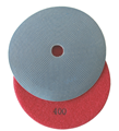 5 inch Electroplated Polishing Pad, 400 grit