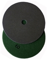 7 inch Electroplated Polishing Pad, 60 grit