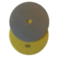 7 inch Electroplated Polishing Pad, 400 grit