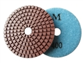 3 inch  metal-bond wet polishing pads