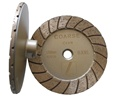 Disco 5 inch Coarse Turbo Cup Wheel