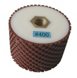 "3"" x 2"" Resin Bond Drum Wheel 400 Grit, Wet Use"