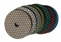 "5"" Premium Dry Polishing Pad Set"