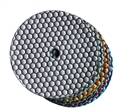 "7"" Premium Dry Polishing Pad Set (7 pcs)"