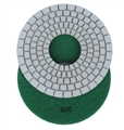 "7"" Dry Diamond Concrete Pad (5mm), 800 Grit"