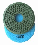 3.5 inch x 7mm Diamond Floor Disc, 1800 grit, Wet Use