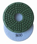 3.5 inch x 7mm Diamond Floor Disc, 800 grit, Wet Use