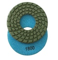 4 inch x 5mm Diamond Floor Disc, 1800 grit, Wet Use