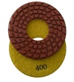 4 inch x 5mm Diamond Floor Disc, 400 grit, Wet Use