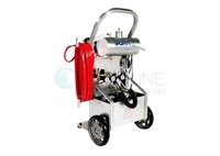 Carted Aerosol System Commercial Unit for use with EPA Registered Disinfectants