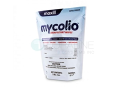 Mycolio Disinfectant Refill Wipes 61191