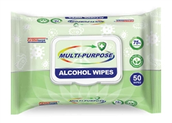 GERMisept Multi-Purpose Alcohol Wipes