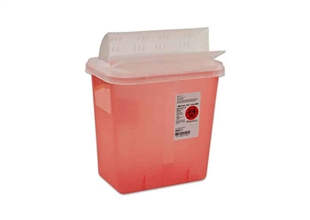 ​Multi-Purpose Sharps Containers, 2 gallon