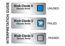 WashChecks U Ultrasonic Cleaning Monitors