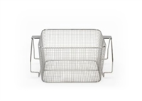 "Stainless Steel Mesh Basket, 11"" x 8.5"" x 7"""