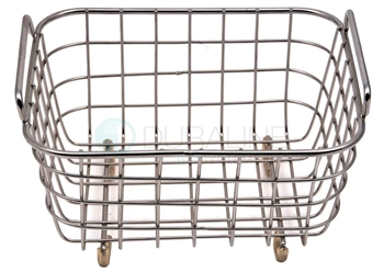 Ultrasonic Cleaner Mesh Basket, 0.5 gallon
