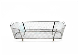 Fine Mesh Basket for 1 Gallon Ultrasonic Cleaner, DuraSonic DS4L