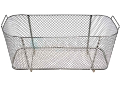 Fine Mesh Basket for 1.5 gallon Ultrasonic Cleaner
